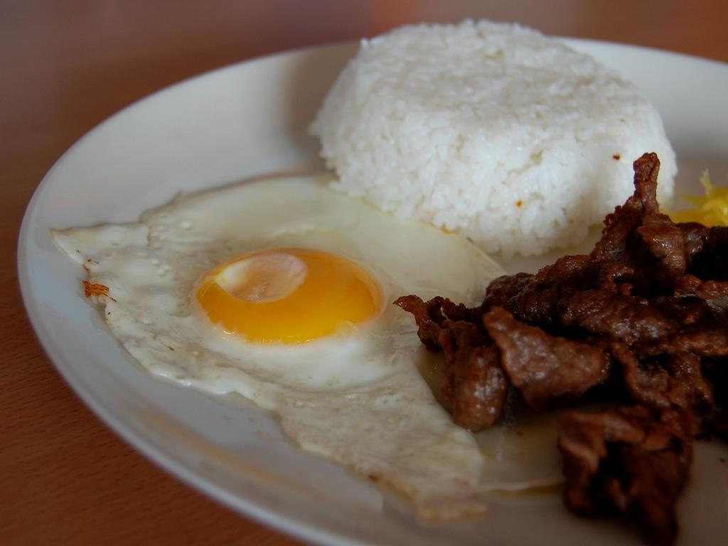 """Tapsilog to Go! """"Only in the Philippines"""""""