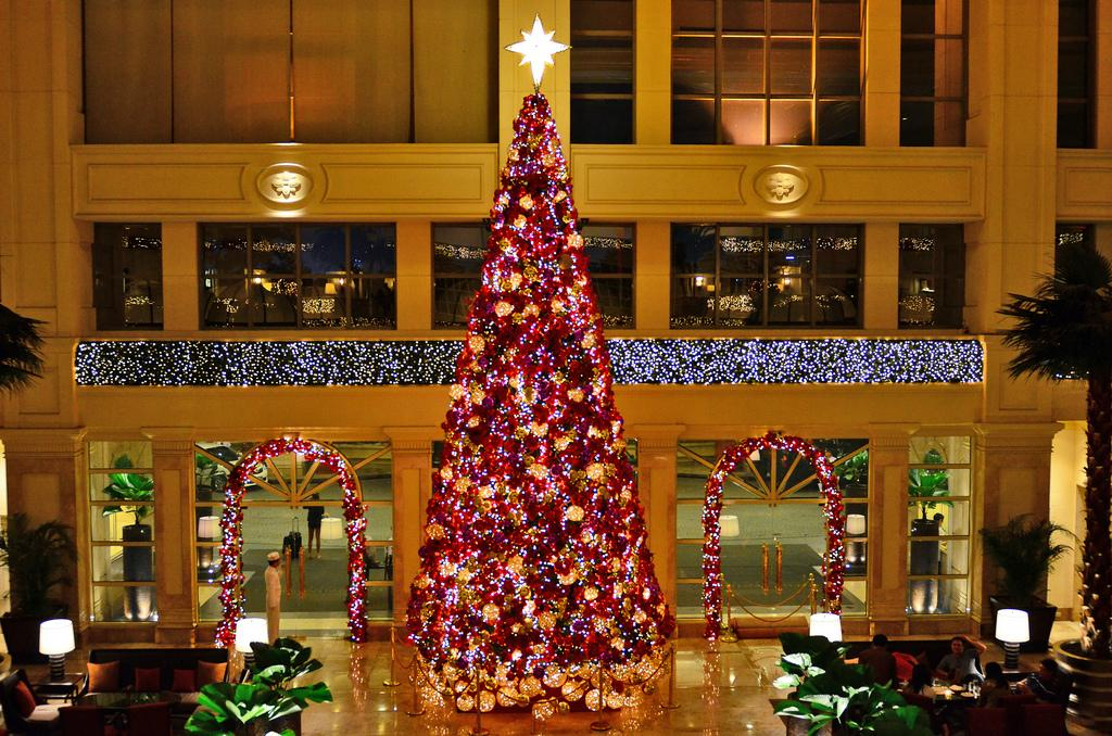 The Traditional Christmas Tree