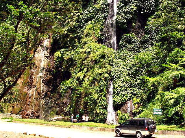 Try the Adventures at PNOC Eco-Park