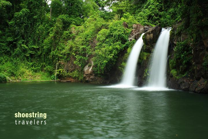 The Pristine Water of Taytay Falls (Majayjay)