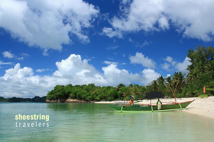 Fascinating Dampalitan Beach of San Pedro, Quezon