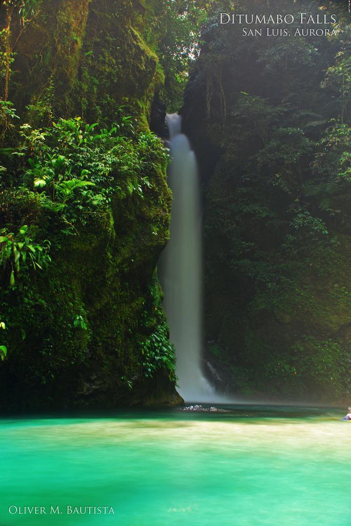 Ditumabo Falls – Mot...