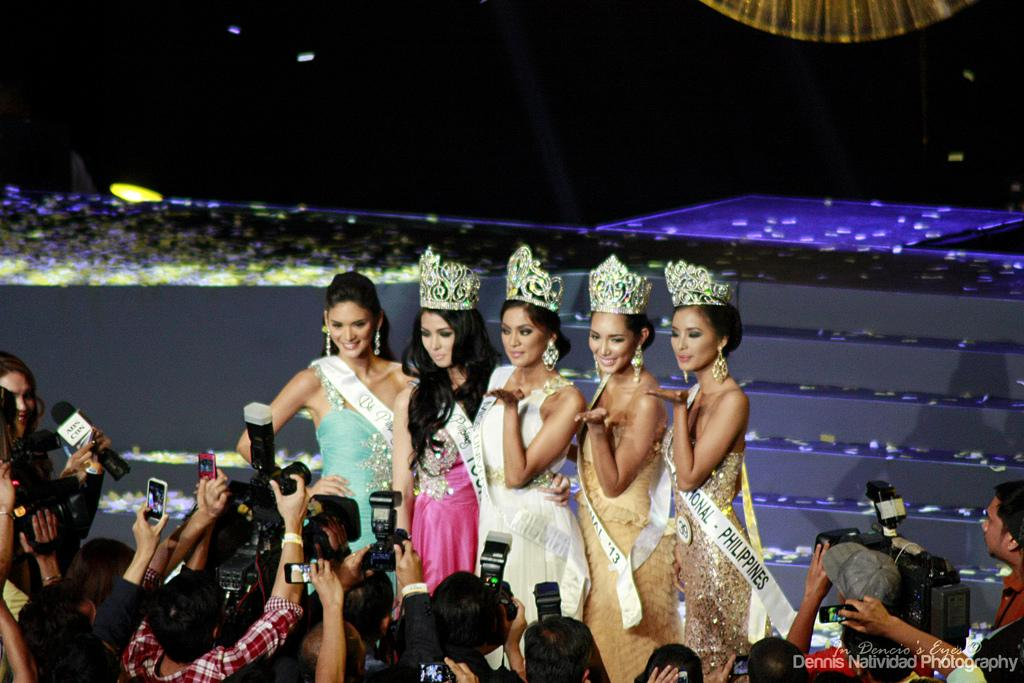 Ms  Ariella Arida crowned as the Bb  Pilipinas-Universe 2013