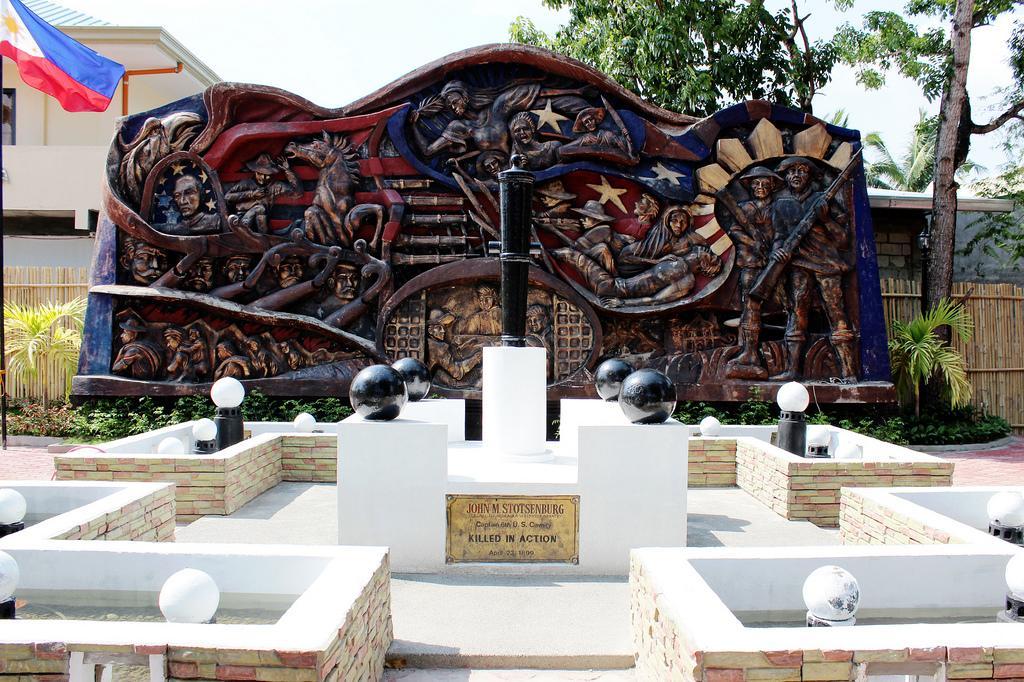 Battle of Quingua Monument