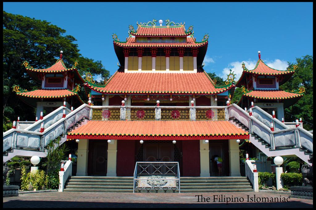 Ma Cho Temple: Tribute to the Confluence of the Filipino