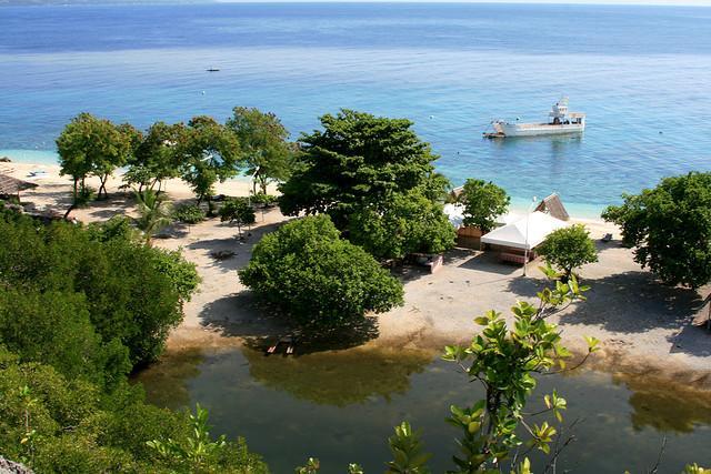Coral Island of Sumilon