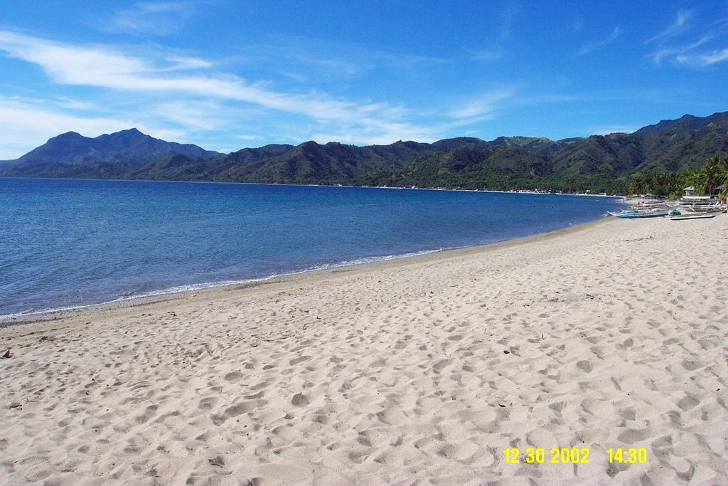 Gerthel Beach In Lobo Batangas