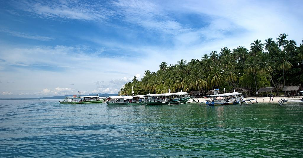 Babu Santa Beach Resort of Talicud Island, Samal