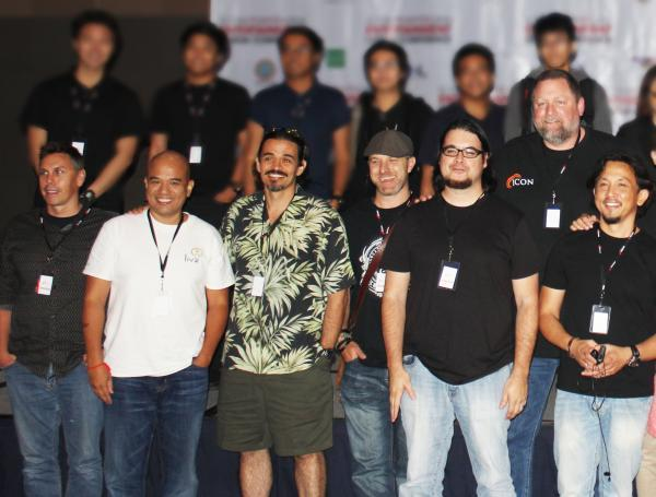 Icon Manila 2014 brings inspiration to aspiring animators