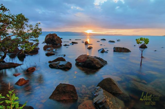 Amazing Scenery at Puro Island, Biliran