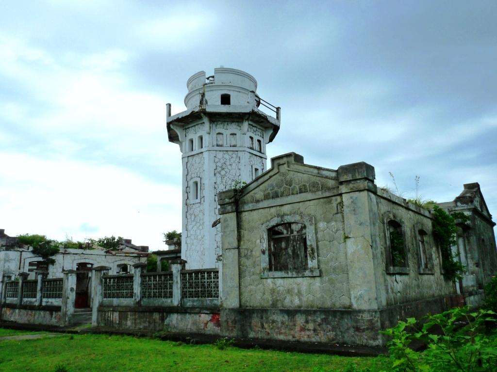 The Historical Cape Engaño Lighthouse of Palaui Island in Sta. Ana, Cagayan