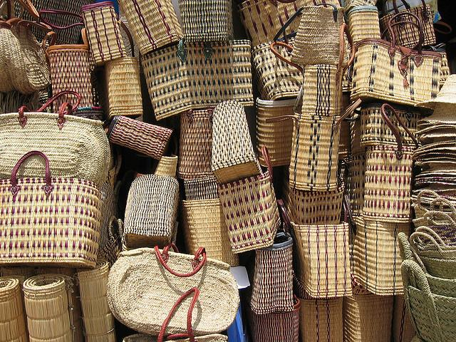 Basketry In Art : Indigenous arts and crafts