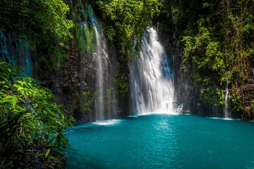 Tinago Falls The Charming Falls Of Iligan City