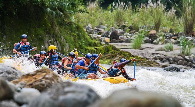 Chico River: A World-class Whitewater Rafting Destination